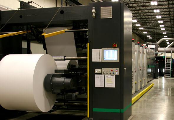 Rotoman Printing Press