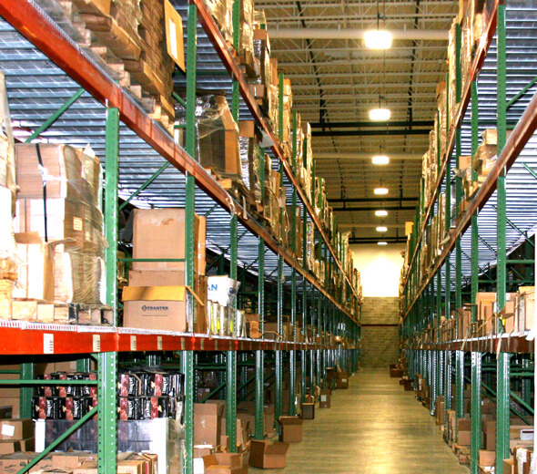 Warehouse & Fulfillment Center
