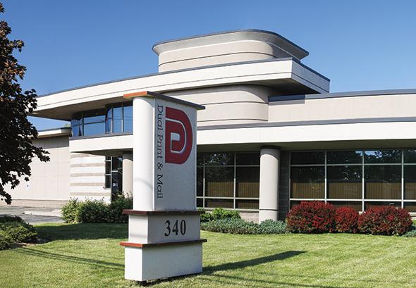 Dual Print & Mail Building